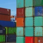 Container til flytning